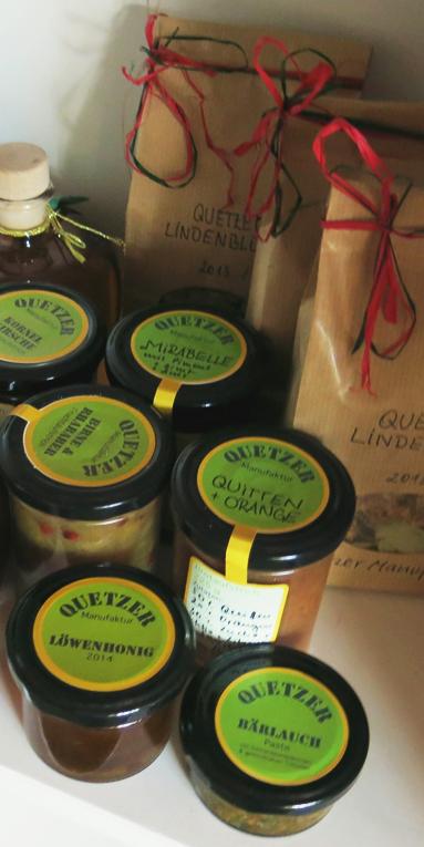 Produkte im Hofladen