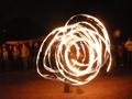Feuerjonlage zum Lichterfest