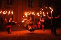 Der Nachtzug nach Feuerland hielt am Pfingstmontag in Quetz.
