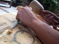 Werkstatt Holzbearbeitung