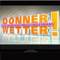 Am 15.09.2016 19.50 Uhr ist Quetzdölsdorf im Fernsehen zu sehen: In der Sendung Donnerwetter des MDR.
